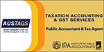 Welcome to  AUS T.A.G.S. Taxation, Accounting & GST Services)